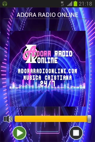 ADORA RADIO ONLINE