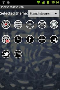 Stargate Go Launcher Theme 個人化 App-愛順發玩APP