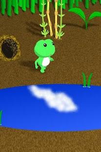 かえるさん - FROG's GARDEN -- screenshot thumbnail