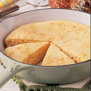 Buttermilk Corn Bread.