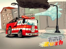 Screenshot of Fire Rush