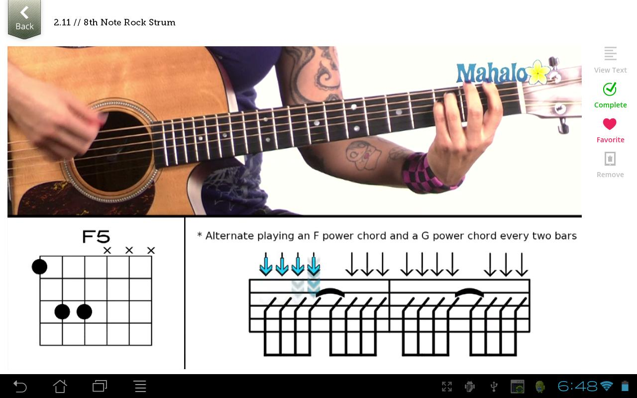 Master Rhythm Guitar - screenshot