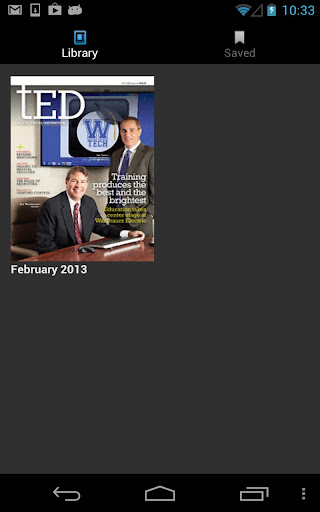 tED Magazine