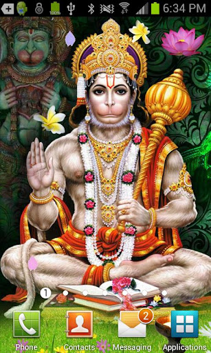 Jai HANUMAN HQ Live Wallpaper