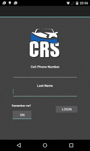 CRS Status