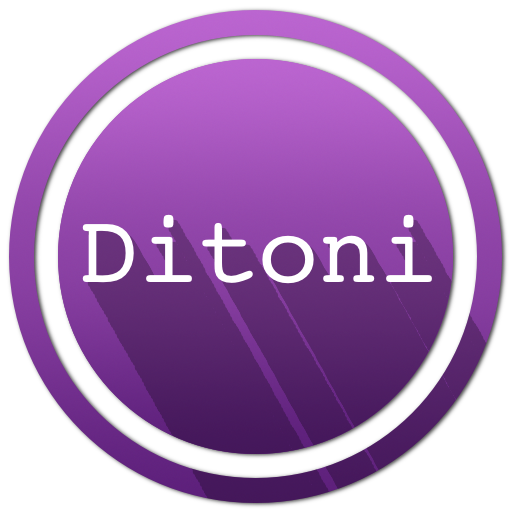 Ditoni Purple - Icon Pack Android APK Download Free By RayphoDesign