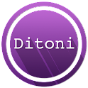 Ditoni Purple - Icon Pack icon