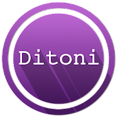 Ditoni Purple - Icon Pack