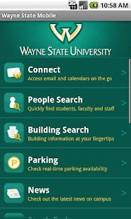 Wayne State Mobile - screenshot thumbnail