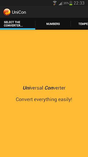 UniCon Universal Converter