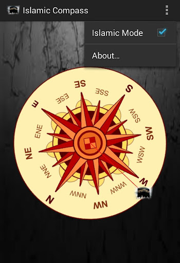 Islamic Compass:Qibla Detector
