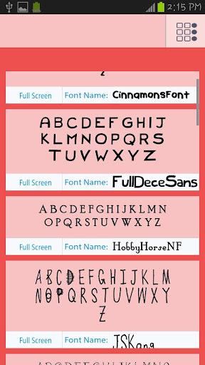 Children Fonts Free