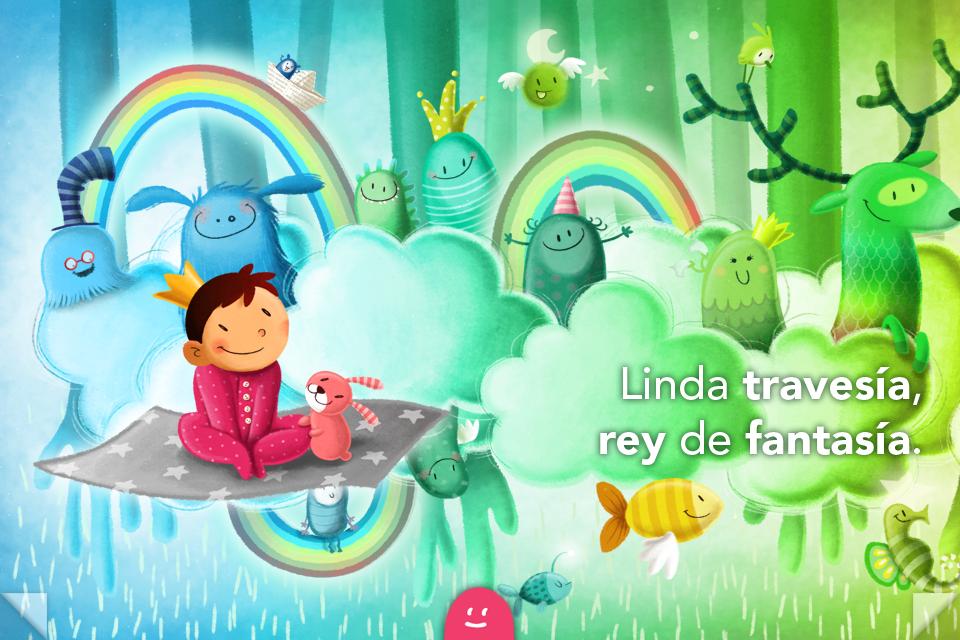 ¡A la cama! niños y niñas- screenshot