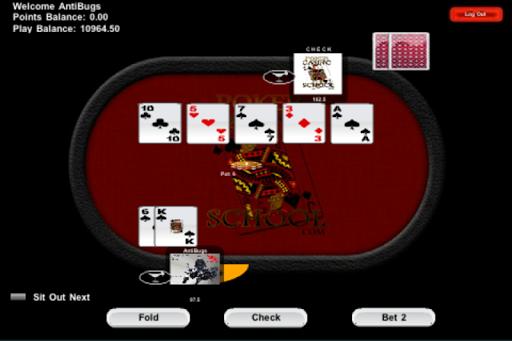 Poker Casino School Poker