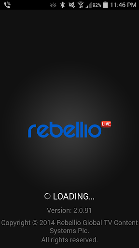 Rebellio Global TV