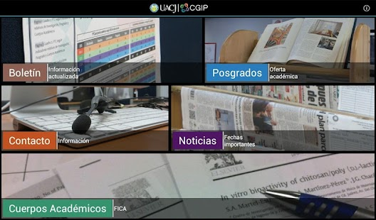 CGIPMóvil- screenshot thumbnail