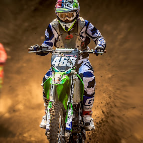MX by Shane McKenzie - Sports & Fitness Motorsports ( mud, motorbikes, speed, dust, motorcross, win, race )