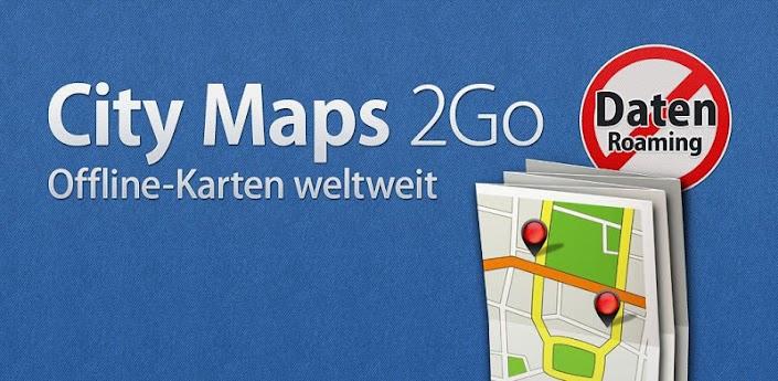 CityMaps2Go Pro Offline-Karten