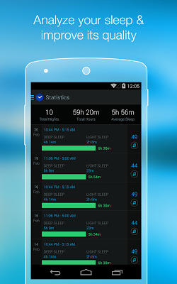 Smart Alarm Clock - screenshot