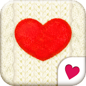 Cute wallpaper★White Knit