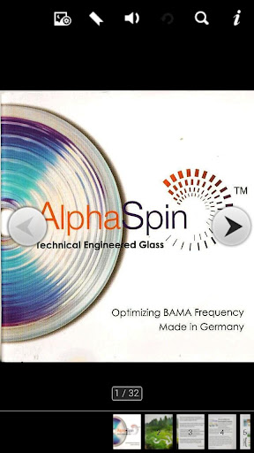 AlphaSpin manual