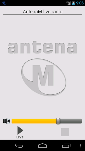 Antena M Live radio