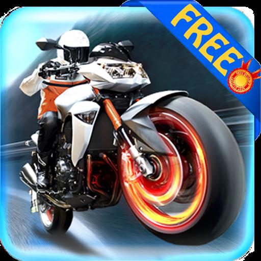 Moto Death Race FREE LOGO-APP點子