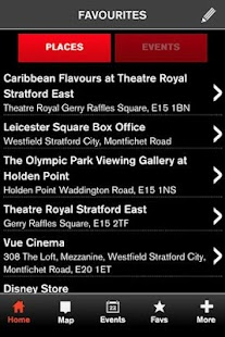 Visit Stratford - screenshot thumbnail