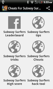 Subway Surfers Tips & Guide - screenshot thumbnail