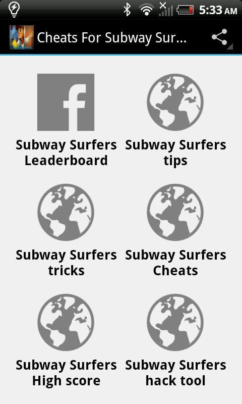 Subway Surfers Tips & Guide - screenshot