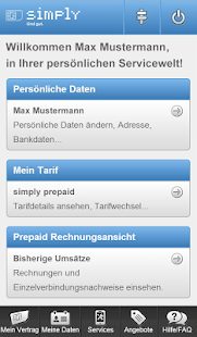 simply Servicewelt- screenshot thumbnail