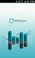 Screenshot of GVC Gaesco Broker