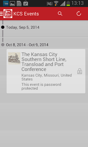 Kansas City Southern Events