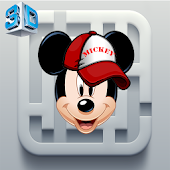 Mickey In The Maze USA
