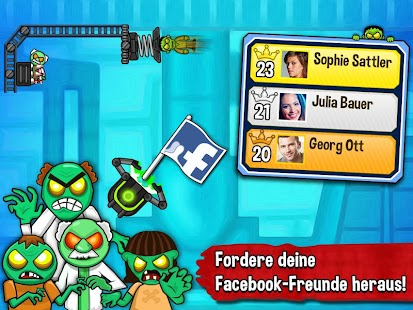 Zombie Ragdoll Zombie Schießen - screenshot thumbnail