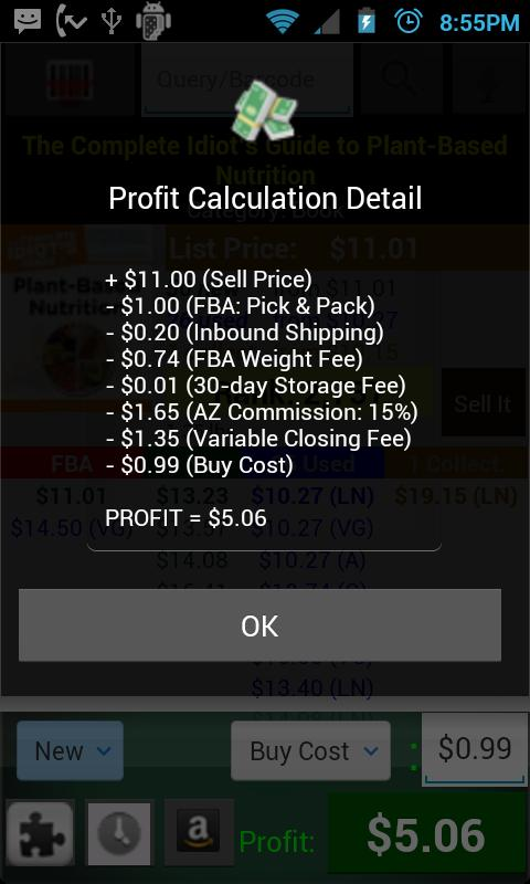 Profit Bandit - Try it FREE - screenshot