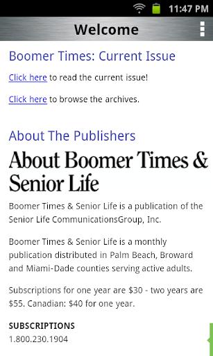 【免費新聞App】Boomer Times-APP點子