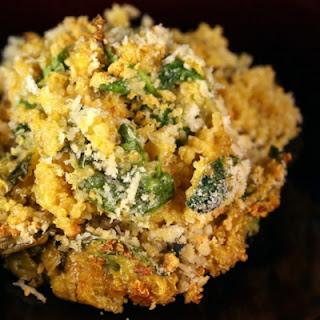 Quinoa & Spinach Un-Mac n' Cheese