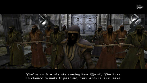 ����� �������� :  The Bard's Tale v1.1.2 ���� 3D ������ �������