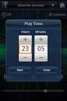Screenshot of Brainwave Tuner (Full Version)