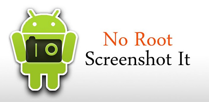 No Root Screenshot It - ver. 3.4