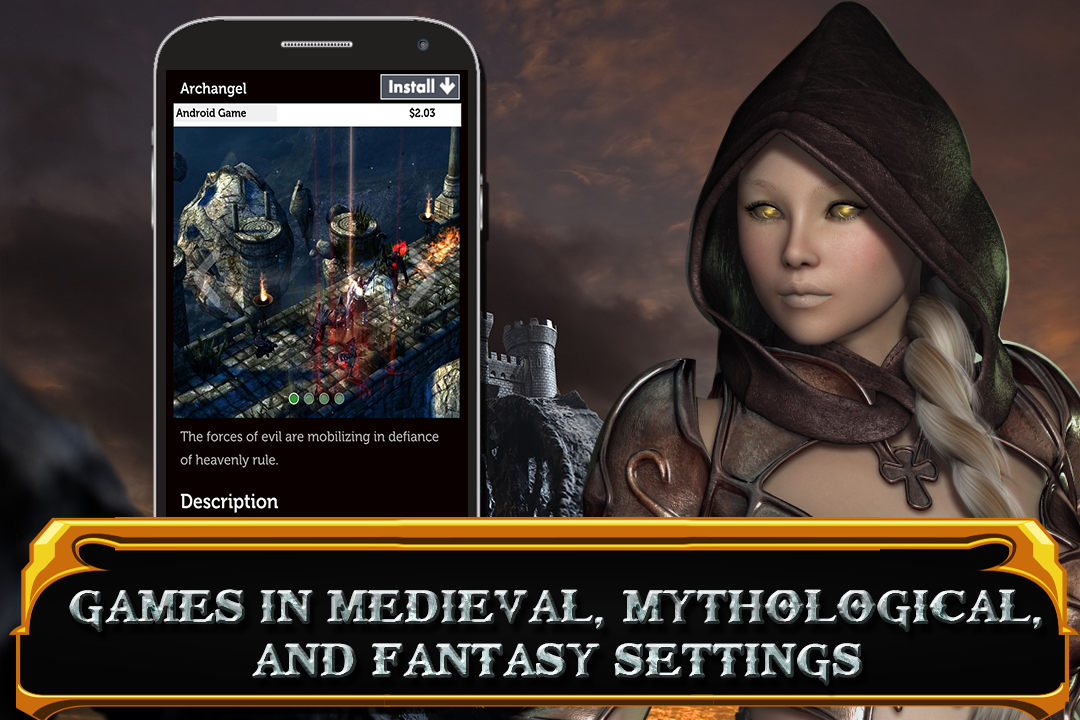 RPG - Role Playing Games - Android Apps on Google Play