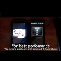 TalkToMe Siri Android Style logo