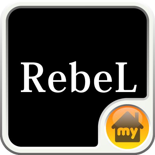 Top RebeL Theme LOGO-APP點子