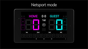 Screenshot of Scoreboard All