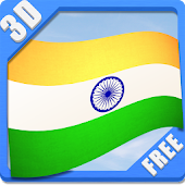 3D FLAGS INDIA FREE