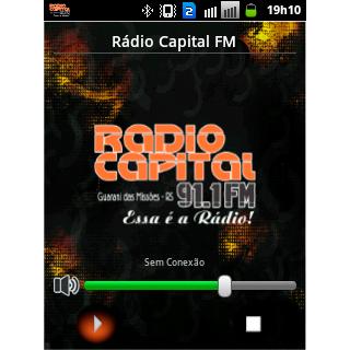 Capital Fm Guarani das Missões