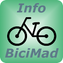Info BiciMad icon