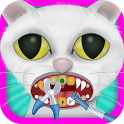 Kitty Dentist - Kids Game icon