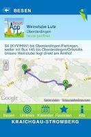 Screenshot of Besen-App